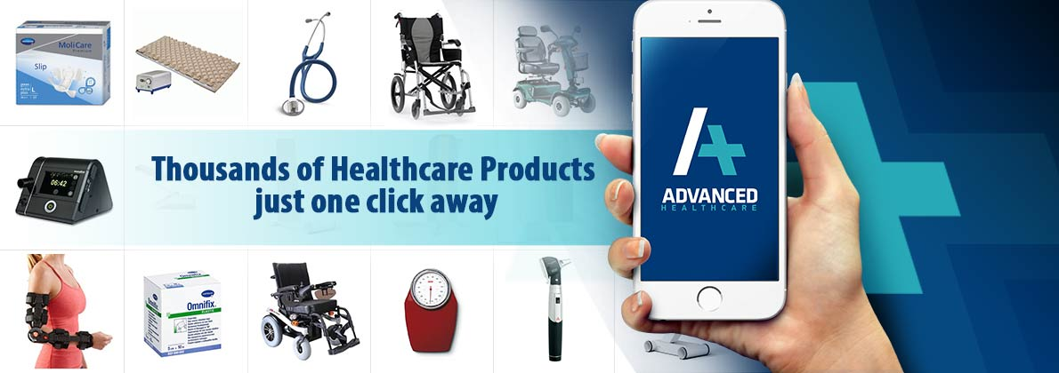 worldwide shipping medical products