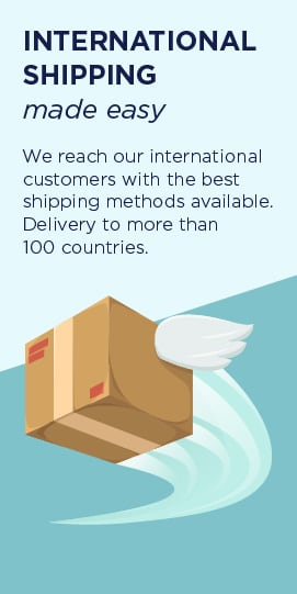 dvanced Healthcare-International Shipping
