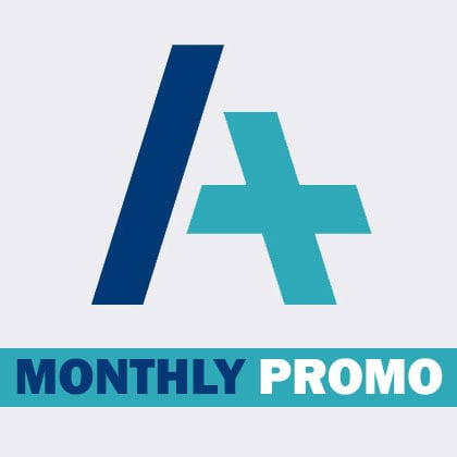 monthly promotions advanced healthcare