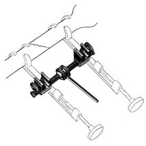Gerster Traction bar - 15cm