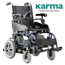 Advan Folding Electric Powered Wheelchair