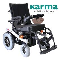 Blazer Reinforced Electric Powered Wheelchair