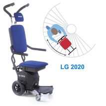 LG 2020 Stairs Ascension System with Seat