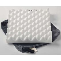 Honeycomb Pillow with Cover