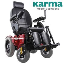 Saber Reinforced Electric Powered Wheelchair