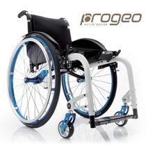 Tekna advance lightweight wheelchair
