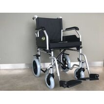 Economy transit simple wheelchair