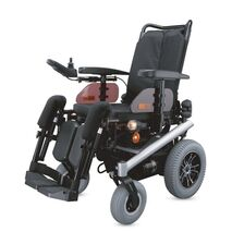 Triplex Electric Powered Wheelchair