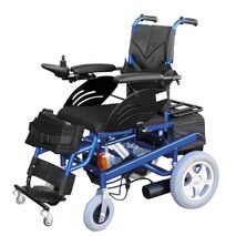 Cronus Electric Powered Upright Wheelchair