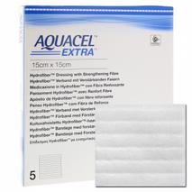 Aquacel Extra Hydrofiber dressing 10x10