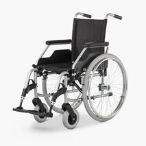 Budget II manual wheelchair made by Meyra