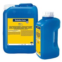 Bodedex forte - instrument disinfectant cleaning - 5L
