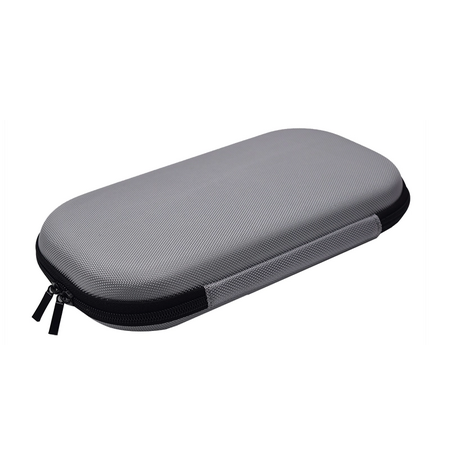 Stethoscope case MiniBOX Grey for transport and protection