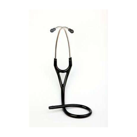 Binaural for Littmann Cardiology™ Stethoscopes Black Tube, Black Eartips