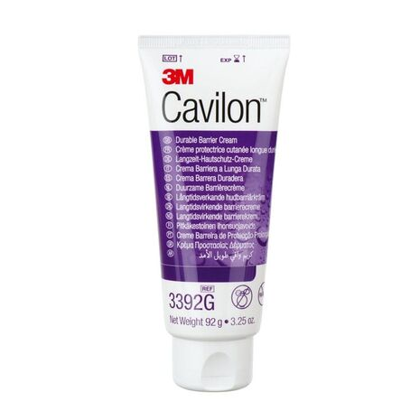 Cavilon Durable Barrier Cream 92g Tube 3392G